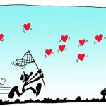 Amor e boemia nos traços de Paulo Stocker