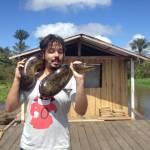 Deus, um delírio em Manaus