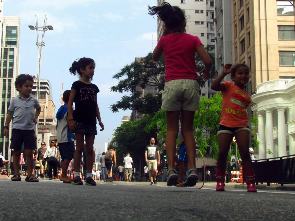 Paulista Aberta - NSG