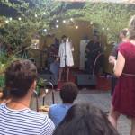 Balaio do Gato com banda francesa